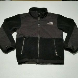 The North Face Boy's Zip Up Fleece Jacket